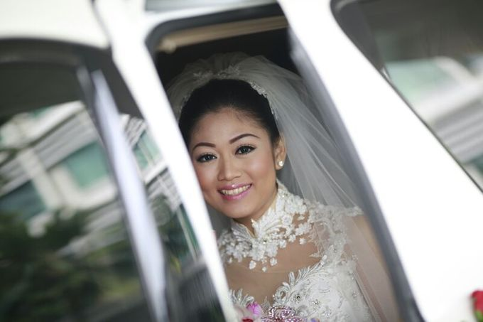 Bridal Make Up by Mimi kwok makeup artist - 005
