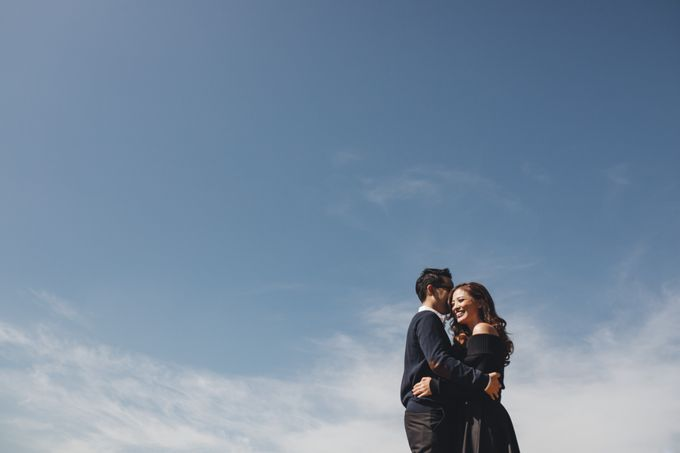 Andre & Edgina Prewedding by Hieros Photography - 043