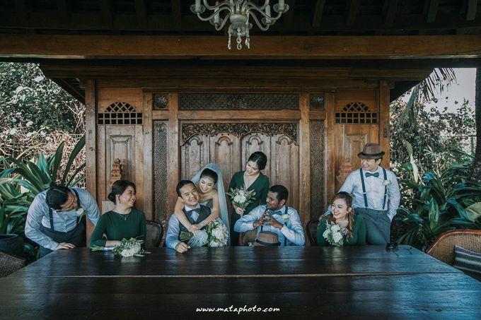 Sandy & Verita Wedding by Mata Photography - 005