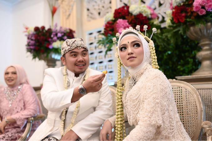 THE WEDDING OF RIDHA & NADYA by Cerita Bahagia - 005