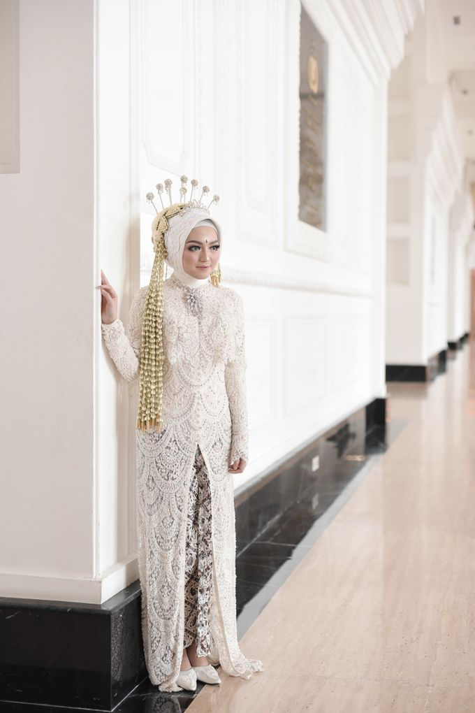THE WEDDING OF RIDHA & NADYA by Cerita Bahagia - 006