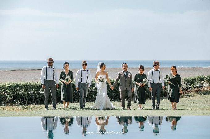 Sandy & Verita Wedding by Mata Photography - 004