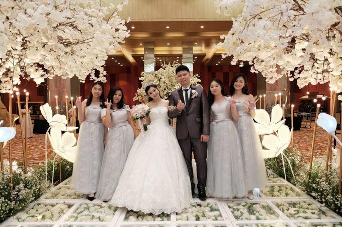 Handi & Gina Wedding Day by KYRIA WEDDING - 009