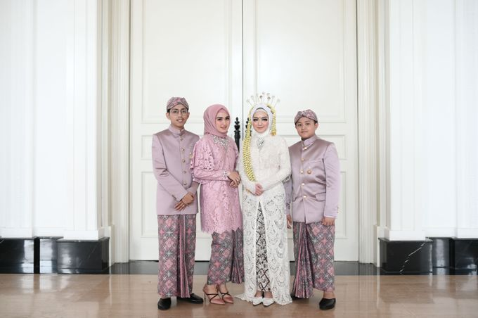 THE WEDDING OF RIDHA & NADYA by Cerita Bahagia - 007