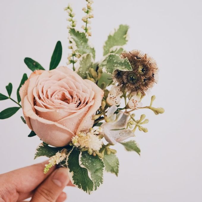 Boutonnières & Corsages by The Bloomish Eden - 004