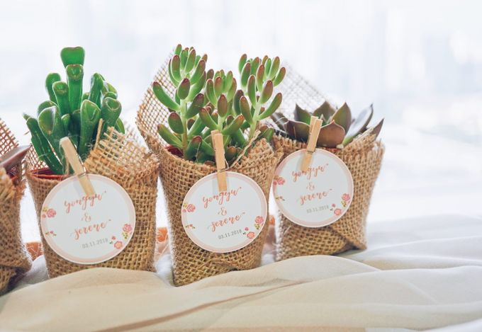 Wedding Favours by The Bloomish Eden - 001
