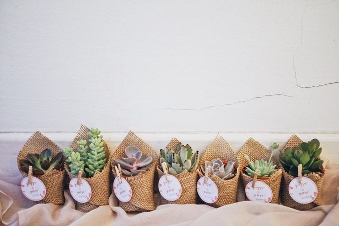 Wedding Favours by The Bloomish Eden - 002