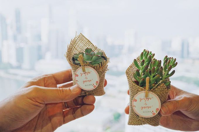 Wedding Favours by The Bloomish Eden - 004