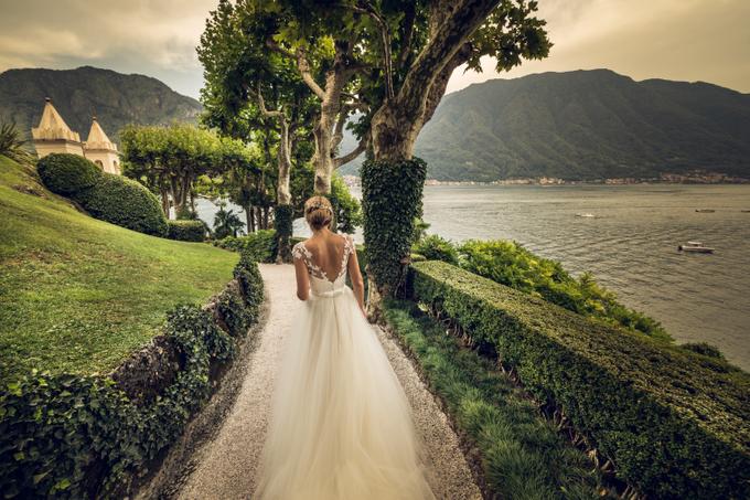 Wedding Day in Bellagio by Elena Panzeri Makeup & Hair Artist - 001