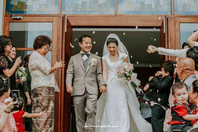 Sandy & Verita Wedding by Mata Photography - 001