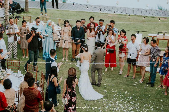 Sandy & Verita Wedding by Mata Photography - 006