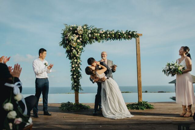 Sharon & Jimmy 1 October 2017 by Bali Event Hire - 006