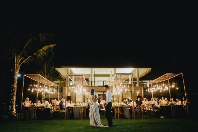 Sharon & Jimmy 1 October 2017 by Bali Event Hire - 015