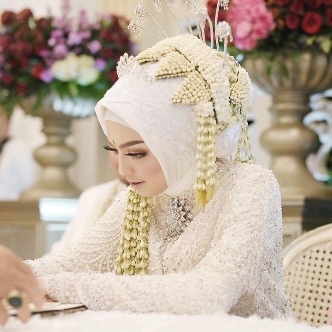 THE WEDDING OF RIDHA & NADYA by Cerita Bahagia - 002