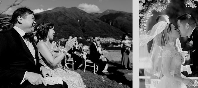 Luxury and classy destination wedding at Lake Como in Italy by Fotomagoria - 040