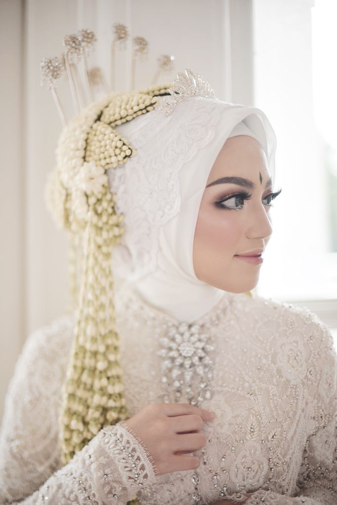 THE WEDDING OF RIDHA & NADYA by Cerita Bahagia - 008