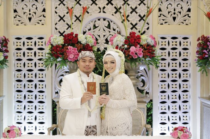 THE WEDDING OF RIDHA & NADYA by Cerita Bahagia - 003