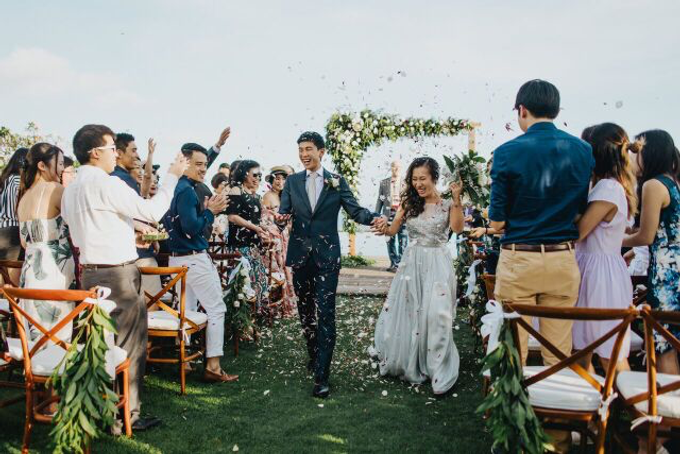 Sharon & Jimmy 1 October 2017 by Bali Event Hire - 007