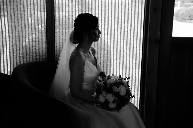 Modern & Minimalist Intimate Wedding Destination - Baguio City by Uncomplicated Weddings & Events - 006