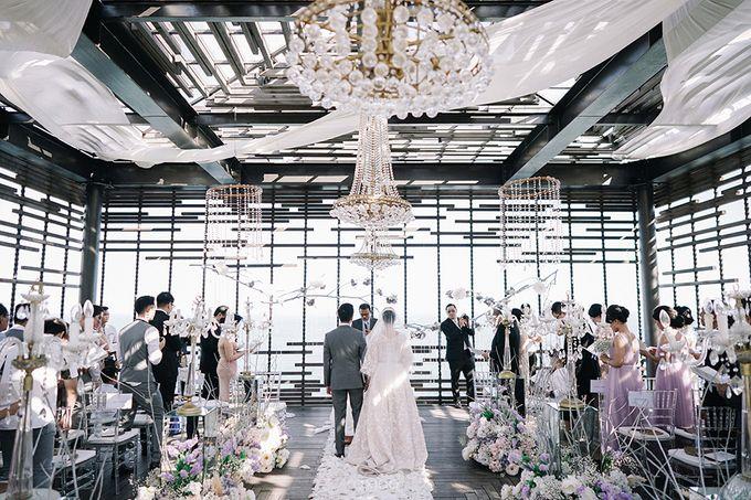The Wedding of Franky & Pauline by Alila Villas Uluwatu - 002
