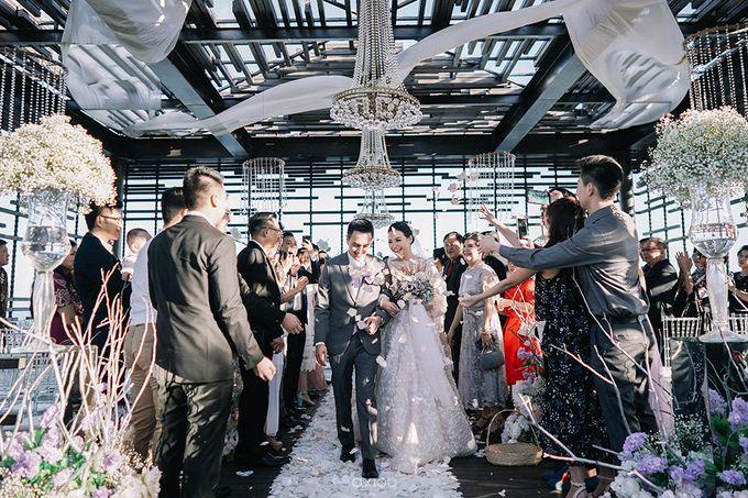 The Wedding of Franky & Pauline by Alila Villas Uluwatu - 003