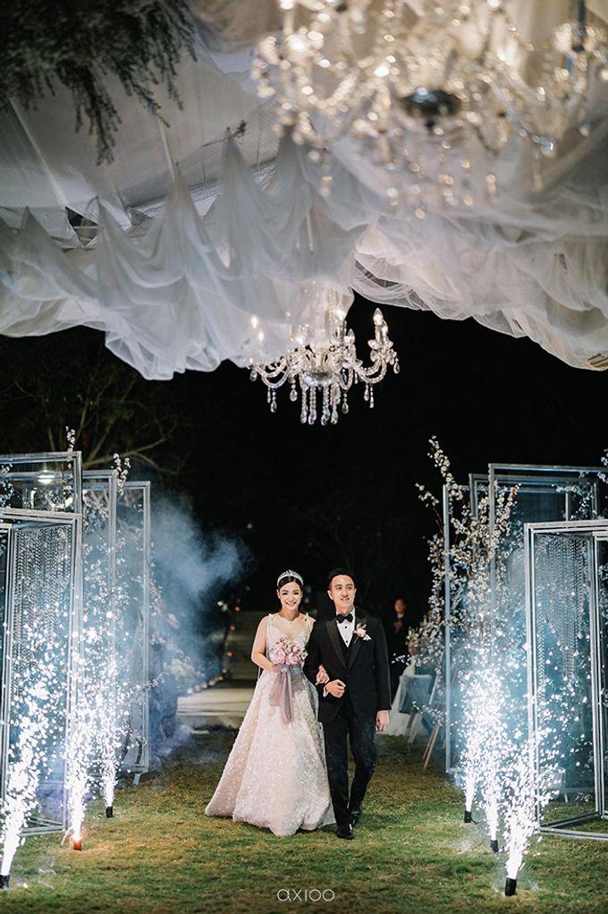 The Wedding of Franky & Pauline by Alila Villas Uluwatu - 005