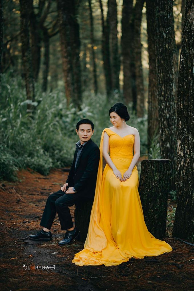 Prewedding by CHERIS'H makeup artist - 012
