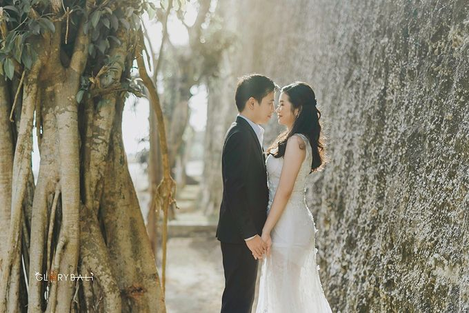 Prewedding by CHERIS'H makeup artist - 009