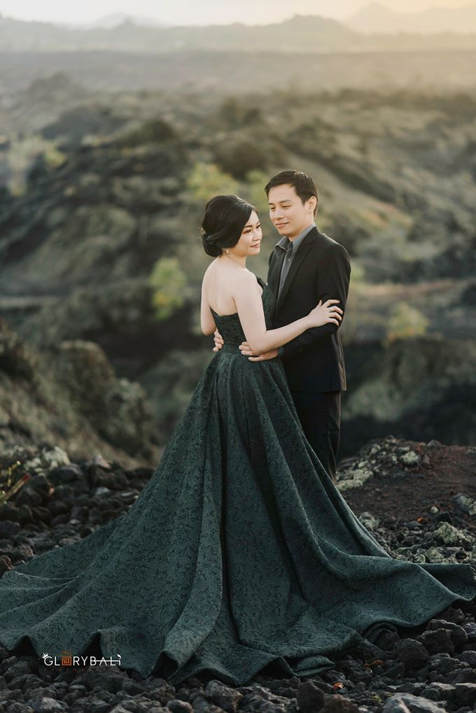 Prewedding by CHERIS'H makeup artist - 011