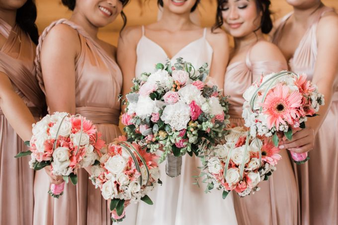 Modern & Minimalist Intimate Wedding Destination - Baguio City by Uncomplicated Weddings & Events - 010