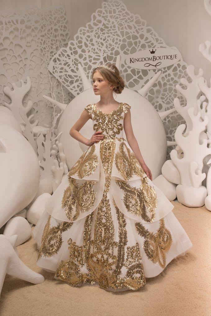 Flower Girl Dresses By Kingdom Boutique Bridestory Com