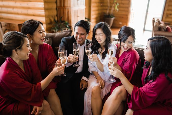 Modern & Minimalist Intimate Wedding Destination - Baguio City by Uncomplicated Weddings & Events - 020