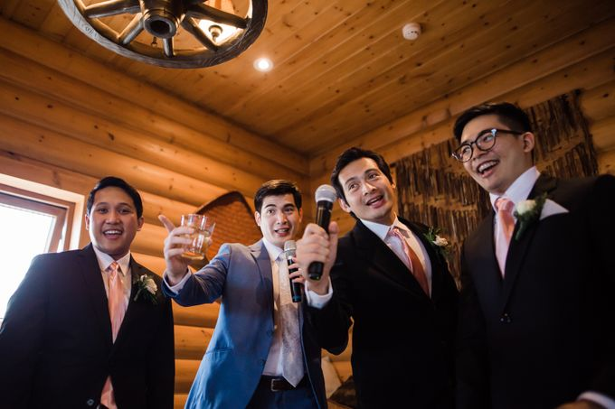 Modern & Minimalist Intimate Wedding Destination - Baguio City by Uncomplicated Weddings & Events - 021