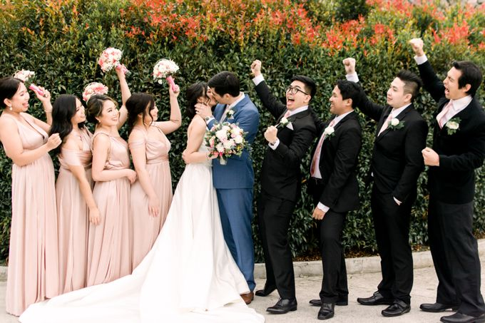 Modern & Minimalist Intimate Wedding Destination - Baguio City by Uncomplicated Weddings & Events - 025