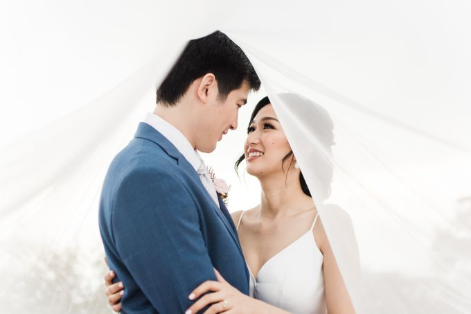 Modern & Minimalist Intimate Wedding Destination - Baguio City by Uncomplicated Weddings & Events - 028