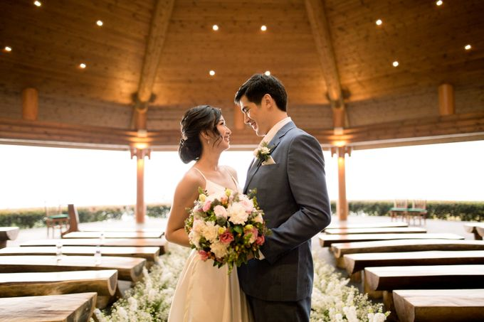 Modern & Minimalist Intimate Wedding Destination - Baguio City by Uncomplicated Weddings & Events - 030