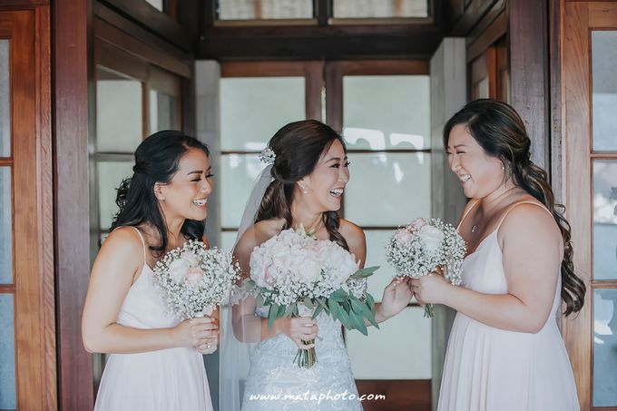 Bryant & Tesia Wedding by Mata Photography - 003
