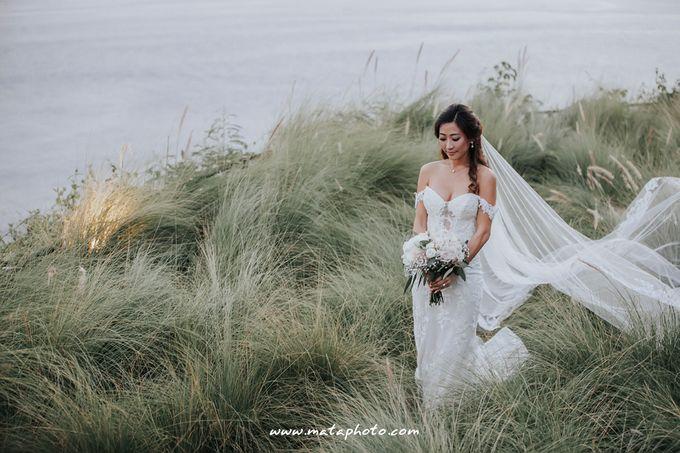 Bryant & Tesia Wedding by Mata Photography - 010