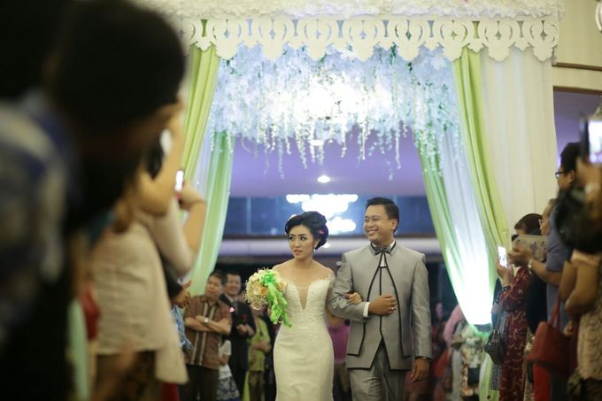 Danto & Egenia Wedding by Gorgeous Bridal Jakarta - 008