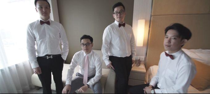 Grand Mercure Hotel - Iyan & Erry Wedding Day by Impressions Wedding Organizer - 005