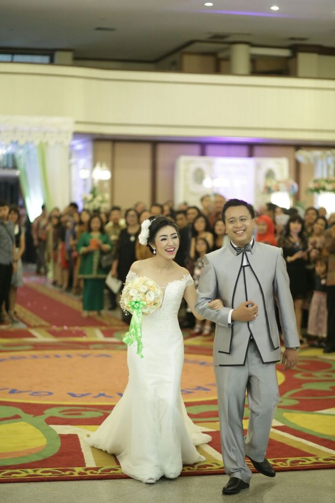 Danto & Egenia Wedding by Gorgeous Bridal Jakarta - 009