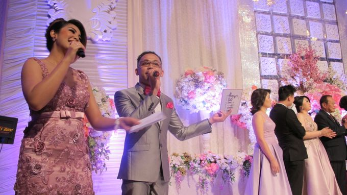 The Wedding of Andhy & Stephany by Mc ChokySaputra - 012