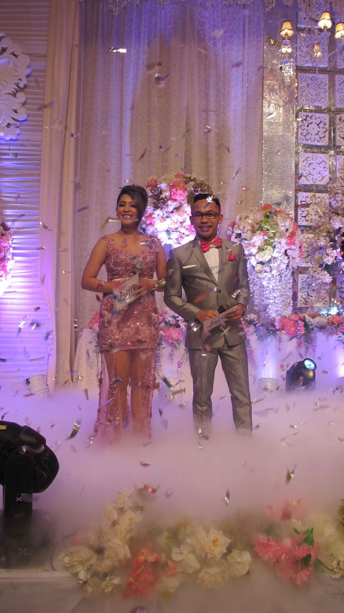 The Wedding of Andhy & Stephany by Mc ChokySaputra - 016