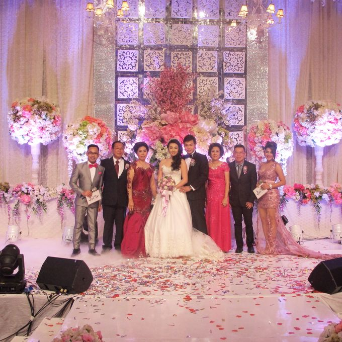 The Wedding of Andhy & Stephany by Mc ChokySaputra - 003