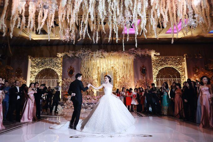 Windsor & Gabriela Wedding at Fairmont Hotel Jakarta by Gio Music Entertainment - 004