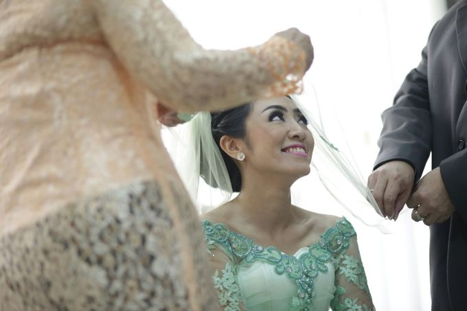 Danto & Egenia Wedding by Gorgeous Bridal Jakarta - 001