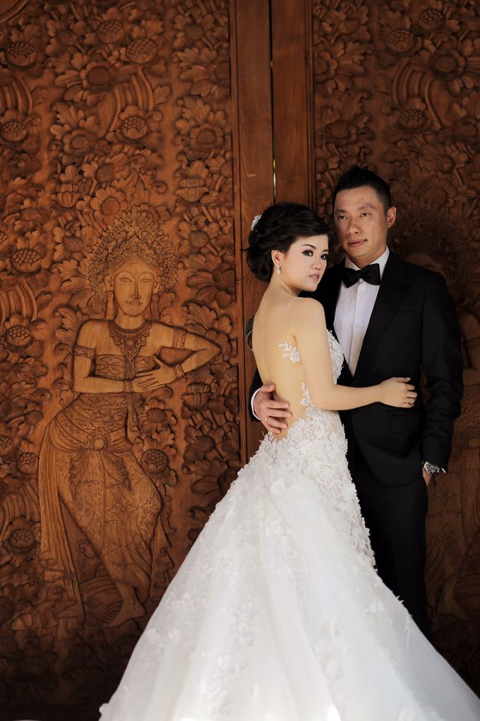 WEDDING OF TOMMY & NORA by Sofitel Bali Nusa Dua Beach Resort - 001