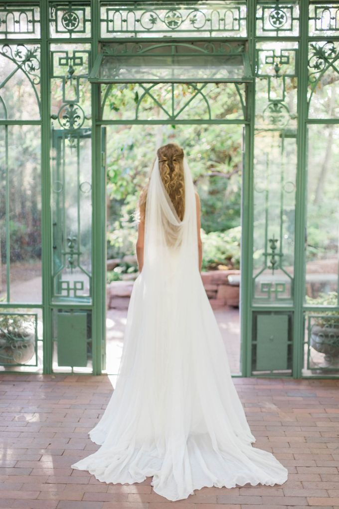 Jasper Veil by Cori Peirce | Love Veils - 001