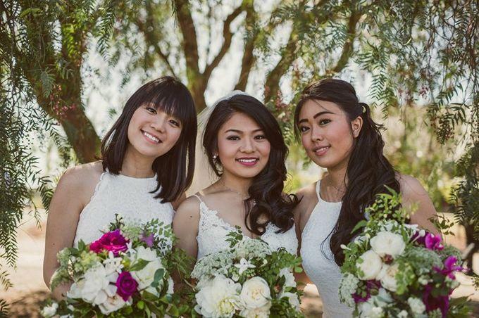 Wedding | Hana & Yudy by Felicia Sarwono Makeup Art - 002