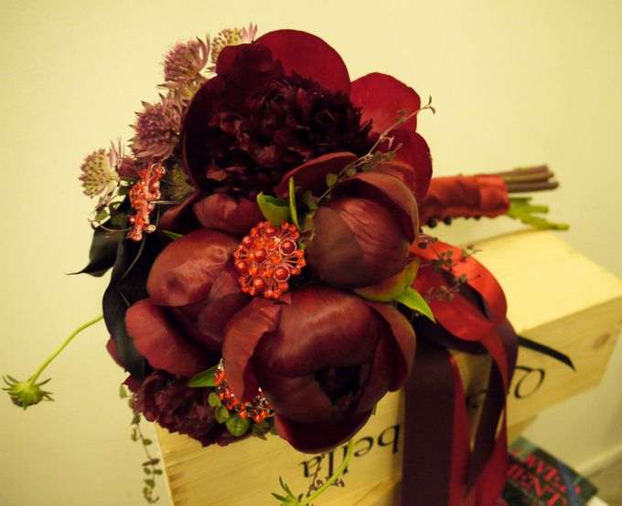 Bridal Bouquets by One Olive - 003